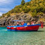Gite in Barca per le Grotte